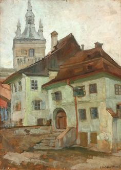 View Sighisoara by Cecilia Cutescu Storck on artnet. Browse upcoming and past auction lots by Cecilia Cutescu Storck. Past, Artist, Painters, Beauty, Beleza, Artists