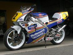 HONDA NSR250R(MC21) '93Rothmans
