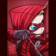 Lordmesa Headshot: Roy!! @ColtonLHaynes @ArrowProdOffice @ARROWwriters #Arrow #arsenal #RoyHarper