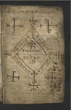 Galdrakver ('Little Book Of Magic') The 'Little Book Of Magic' is a seventeenth-century Icelandic manuscript containing magical staves, sigils, prayers, charms and related texts.