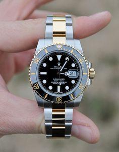 Rolex Submariner Gold 116613LN