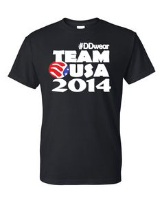 Niflr Mobile Menswear - DDwear Team USA 2014 Graphic T-Shirt, $27.95 (http://niflrmobilemenswear.com/ddwear-team-usa-2014-graphic-t-shirt/)