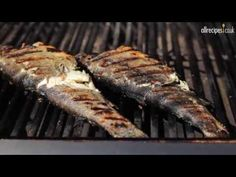How to BBQ fish video - Barbecued stuffed trout - YouTube