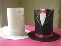 f0fa20957f568 Resultado de imagen para gorros especiales para novios. Sombreros ...