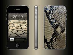 FL Luxury Product iPhone 4 python natural Python, Iphone 4, Phone Cases, Luxury, Natural, Leather, Products, Nature, Gadget