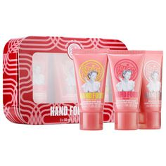 soap glory hand food trio sephora bff gifts make up