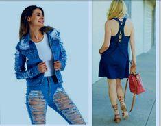 Stylish Denims African, Denim, Elegant, Stylish, Classy, Chic, Jeans