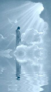 My Saviour, Jesus, walks on water!