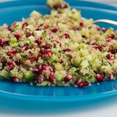 Pasta Salad, Quinoa, Carne, Potato Salad, Potatoes, Ethnic Recipes, Food, Fine Dining, Salads