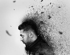 Abstract photoshop photo graphy