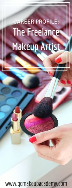Is becoming a freelance makeup artist your dream? Check out Part 2 of our Career Series to get a glimpse of a day in the life of a freelance MUA, how to become one, pros and cons, and more! #promua #makeupartist #freelancemua #makeup