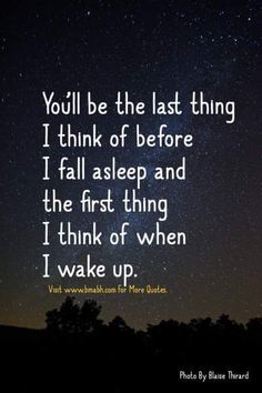 """Awesome inspirational Goodnight quotes to tell him or her """"Goodnight"""" in a cute manner."""