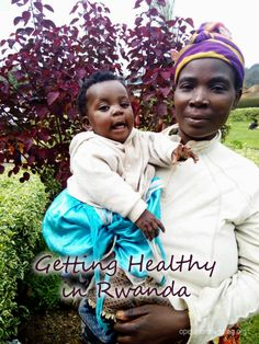 EATING HEALTHY TO BE HEALTHY: RWANDA - Operation Blessing's partner in Rwanda, Gardens for Health, reaches out to small farmers, like Bayavuge, to help leverage their existing knowledge of agriculture and bolster it with new information about nutrition. Read more...