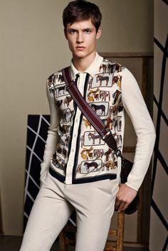 Gucci Pre Fall 2015 Menswear Trends M.F.T.