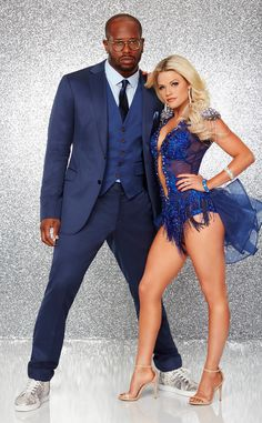 Von Miller and Witney Carson from Meet Dancing With the Stars' Season 22 Cast | E! Online