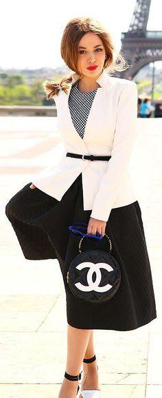 Paris - Mode prêt à porter - Haute couture - Chanel