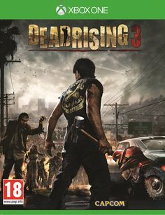 """Buy Dead Rising 3 on Xbox One at Mighty Ape NZ. Available exclusively for Xbox One, """"Dead Rising is the third installment in the celebrated franchise and introduces a blockbuster open-world actio. Xbox 360, Playstation, Xbox One Video Games, First Video Game, Xbox Games, Pc Games, Free Games, Nintendo Ds, Nintendo Switch"""