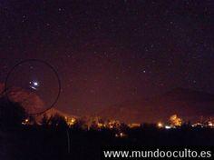 Avistamiento De OVNIs En Atacama Chile