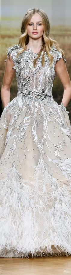 Spring 2018 Haute Couture Ziad Nakad