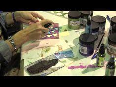 Art Journaling – Scrapbooking Video Tutorial