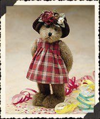 Lizzie Wishkabible 10 Boyds Bear (Retired) by Boyds Bears.