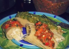 One of my favorite things about these tamales is that my sister made them! She, like myself, have made it  …  Continue reading →