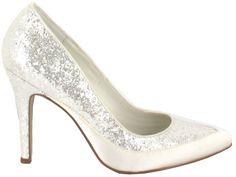 Zapatos de Novia Salón modelo 005900 de Menbur ➡️ #LosZapatosdetuBoda #Boda