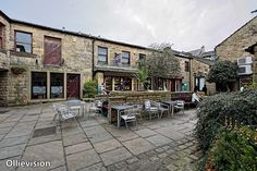 The Courtyard where our beautiful boutique is located. New Inn Court Otley, West Yorkshire