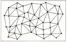Network(4) John Law, Cultural Studies, La Red, Project, Thesis, Maths, Zentangle, Infographics, Geometry