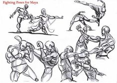 Action Pose Reference, Action Poses, Art Reference Poses, Character Poses, Character Design References, Art Poses, Drawing Poses, Body Drawing, Figure Drawing