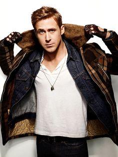 Ryan Gosling by Art Streiber for New York Magazine , December 2010