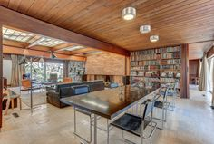 Mid Century Interior | Pinned by 360 Modern Furniture
