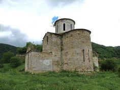 Византийский храм на Сентинской горе