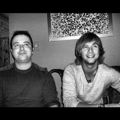 .@Keith Harkin | #tbt myself an barry kerr somewhere in canada fresh faced about 4 years ago. ...