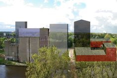 Paddepoel Zuid-West, Groningen / Plannen ACM terrein Friesestraatweg