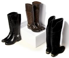 BUY- All the latest Designer boots from MICHAEL KORS #michaelkors #womensboots