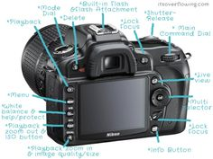 Fabulous blog on the basics of digital photography. Each post is a new lesson w/ an activity to do to make you learn your camera. Perfect for Nikon or Canon owners.