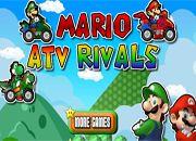 Mario ATV Rivals   Juegos de coches y Motos - jugar Carros online