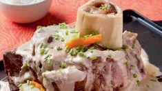 Sizzling Bulalo na Baka (Beef Shank) Recipe