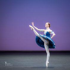 Olga Smirnova - Grand pas Classique - phenomenal ballerina