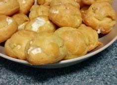 Profiteroles, Easy, Club, Vegetables, Food, Easy Recipes, Cookies, Sweets, Deserts