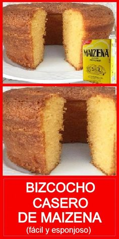 Chilean Recipes, Cake Tutorial, Sin Gluten, Cakes And More, Bread Baking, Cornbread, Brownies, Cake Recipes, Food And Drink