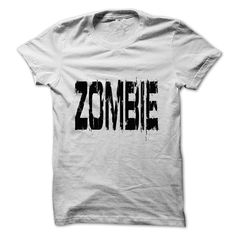 Zombie T Shirts, Hoodies. Check price ==► https://www.sunfrog.com/Zombies/Zombie-.html?41382