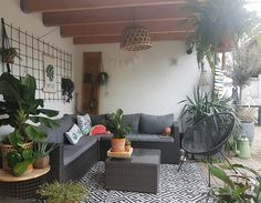 #Overkapping#porch#backyard#tropical#urbanjungle#industrial#industrieel#