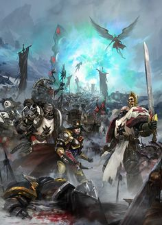 Survivors in the Webway - Warhammer 40,00 - Abaddon the Despiler's 13th Black Crusade