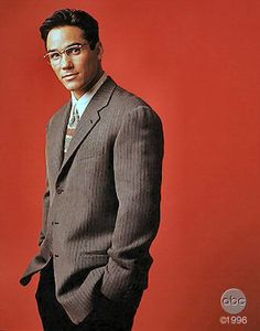 Clark Kent/Superman played by Dean Cain in L and C: TNAoS. Not a huge Superman fan at all but I loved this one and still watch and enjoy all 4 seasons of L and C.