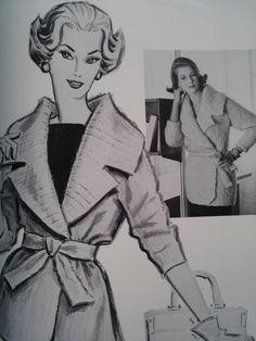 Items similar to Vintage Knitting Pattern Women's Sweater Coat PDF Pattern 6219 on Etsy Sweater Knitting Patterns, Knit Patterns, Vintage Patterns, Cross Stitch Patterns, Vintage Coat, Vintage Jacket, Vintage Knitting, Vintage Crochet, Crochet Cross