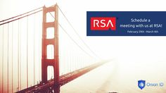 Onion ID, the next generation of Privileged Account Management (PAM) solutions, will be attending this year's RSA Conference, to be held in San Francisco, Feb 29-Mar 4.    RSA is one of the premier security events, and a great venue for companies to ...