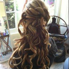 My Hair by Stephanie Rocha.