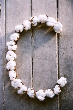 cotton monogram: pretty and southern. Lovely for a wedding. Source: Southern Weddings #monogram #southernweddings